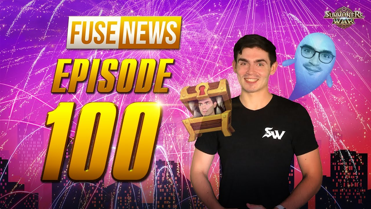 The Fuse News Ep. 100!