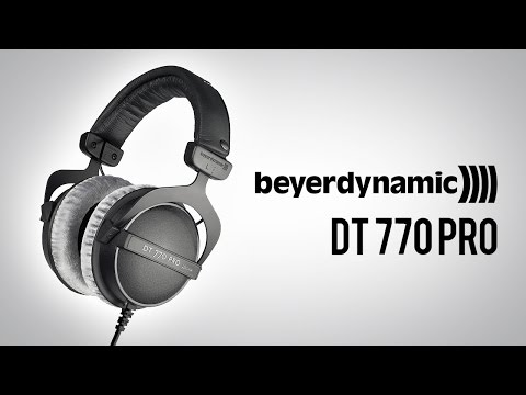 Beyerdynamic DT 770 PRO обзор и характеристики