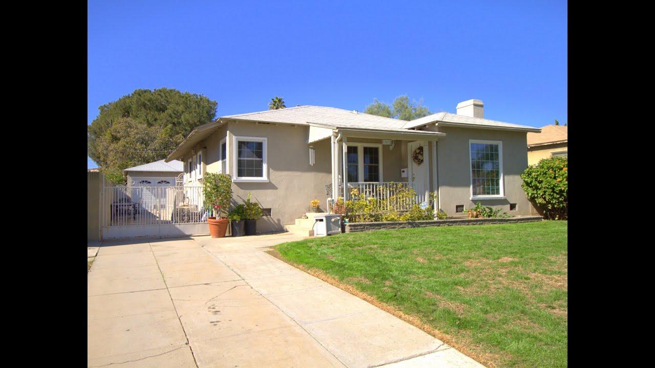 John Man Group Home For Sale 343 S McPherrin Monterey Park