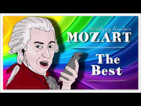 5 HOURS | The Best Of Wolfgang Amadeus Mozart | The Classical Music Master