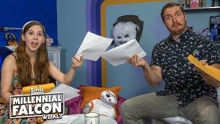 """""""Leaked"""" Star Wars Obi-Wan Kenobi Script!! - Millennial Falcon w/ Dan Casey!"""