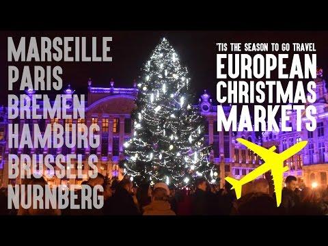 'Tis the Season to go Travel - Europe Christmas Markets