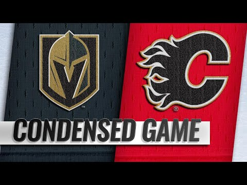 11/19/18 Condensed Game: Golden Knights @ Flames