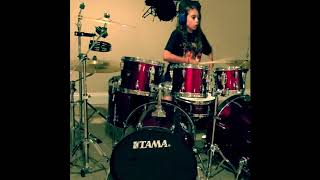 Green Day, American Idiot Cover by 11yo Felipe Santos #drums #drummer #YoungTalent #Music #RocknRoll
