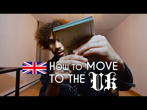 How To Move And Live To The UK? Youth Tier 5 Visa Quick Steps!