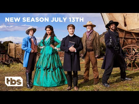 Miracle Workers: Oregon Trail | New Season Premieres July 13 | TBS