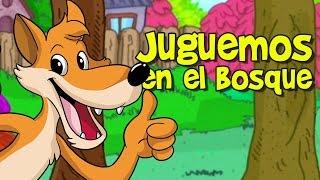 JUGUEMOS EN EL BOSQUE canciones  infantiles thumbnail