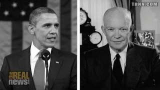 Military-Industrial Complex from Eisenhower to Obama