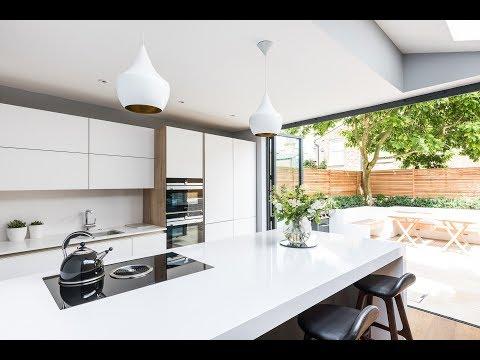 Design Dapur Menyatu Dengan Taman  desain kombinasi dapur dan halaman belakang rumah youtube