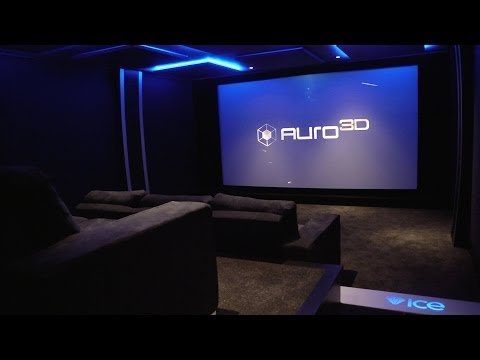 Datasat LS10 audio processor and Auro-3D surround sound explained