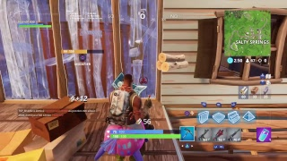 J'achete le pack grand froid sur Fortnite