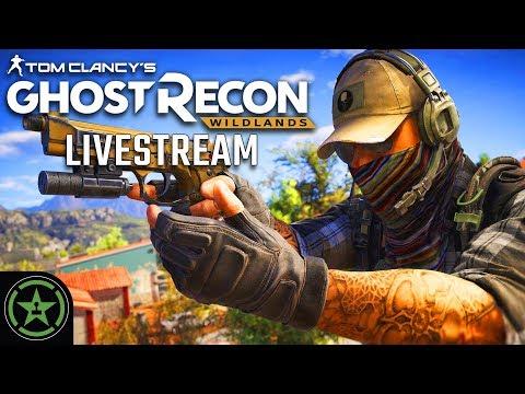 Achievement Hunter Live Stream - Ghost Recon: Wildlands - PVP