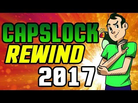 CAPSLOCK #REWIND 2017