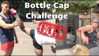 Bottle Cap Challenge | Best Fails