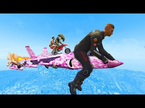 GTA 5 FAILS & WINS #138 (GTA V Funny Moments Compilation)