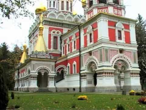 Town Shipka - Shipka Memorial Temple
