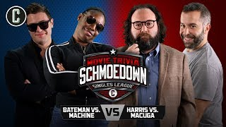 Ben Bateman VS Jeannine the Machine & Lon Harris VS Josh Macuga - Movie Trivia Schmoedown