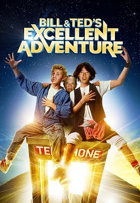 L'excellente Aventure De Bill Et Ted : l'excellente, aventure, Ted's, Excellent, Adventure, Official, Trailer, Keanu, Reeves, Movie, (1989), YouTube