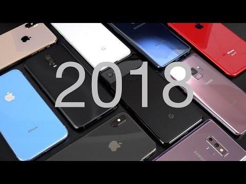 Top 5 Smartphones of 2018
