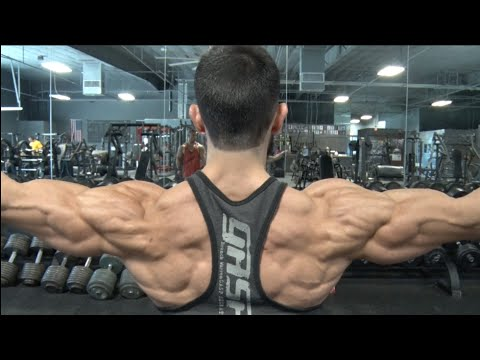 Eric Lee and Chris Darby Train Delts at ...destination DALLAS TEXAS