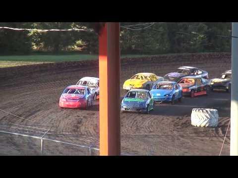 Sport Compact feature Benton County Speedway 5/6/18