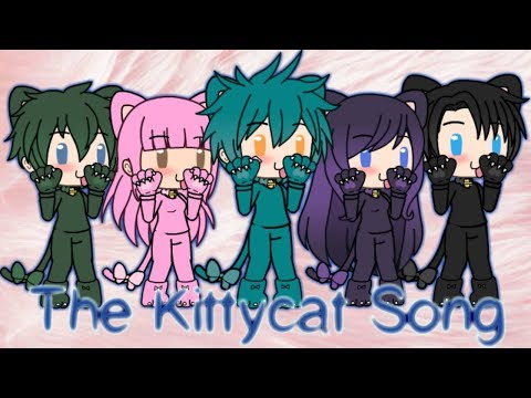 The Kittycat Song ~ Gacha Life Music Video