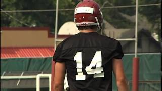 Jacob Coker First Practice