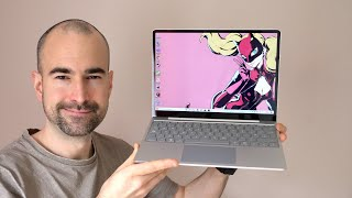 Microsoft Surface Laptop Go Review | Best Ultraportable Student Laptop?