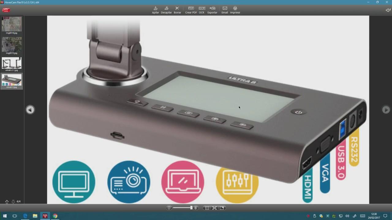 #05 Tutorial HoverCam U800 - Introducción Básica
