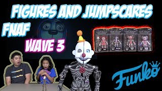 FNAF SISTER LOCATION | Five Nights at Freddy | Funko POP | Funtime | Ennard | Circus Baby | Ennard