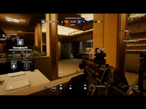 Rainbow six seige(come chat sub and have fun)