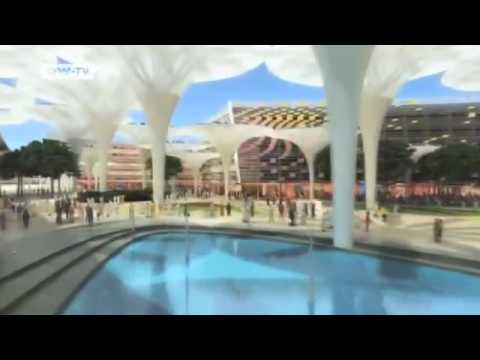 Masdar,the Worlds First Eco city | Arts.21