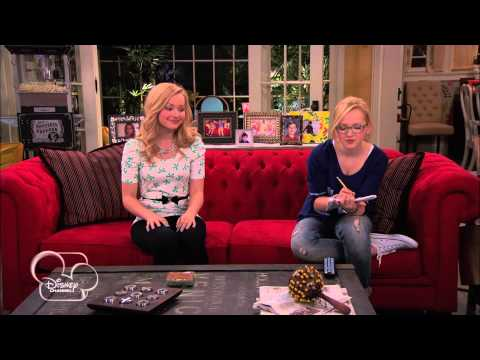 Liv And Maddie Steal A Rooney Disney Channel Uk Youtube