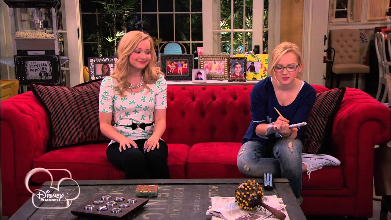 Liv And Maddie Steal A Rooney Disney Channel Uk