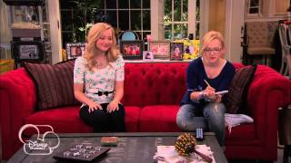 liv and maddie steal a rooney