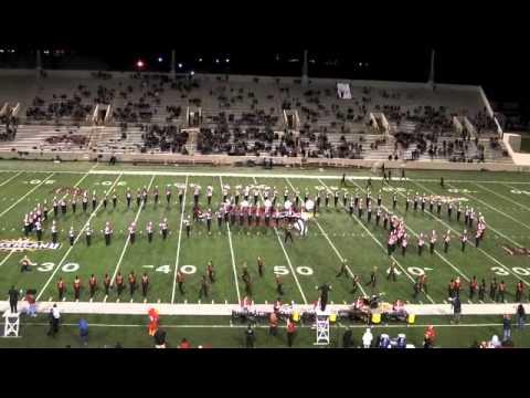 Lamar University Marching Band Journey Show