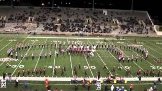 Lamar University Marching Band Journey Show