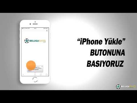 Belugabahis Iphone Aplikasyonu Nasıl Yüklenir?