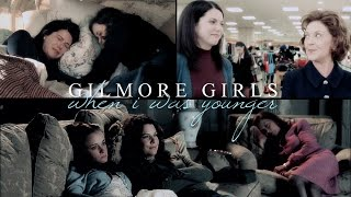 gilmore girls | when i was younger (emily, lorelai & rory)