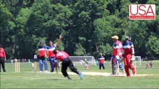USA Cricket Combine - New York Part 1