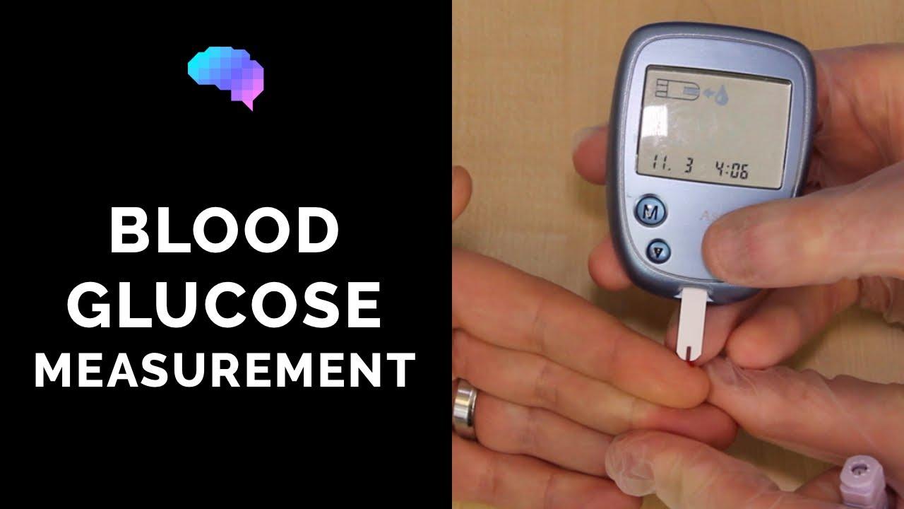 Blood Glucose Measurements