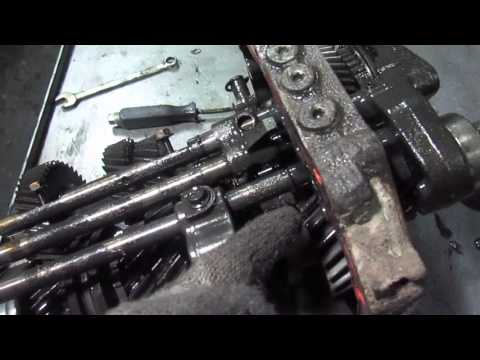 Toyota Land Cruiser Prado, Тойота Прадо 95 ремонт коробки