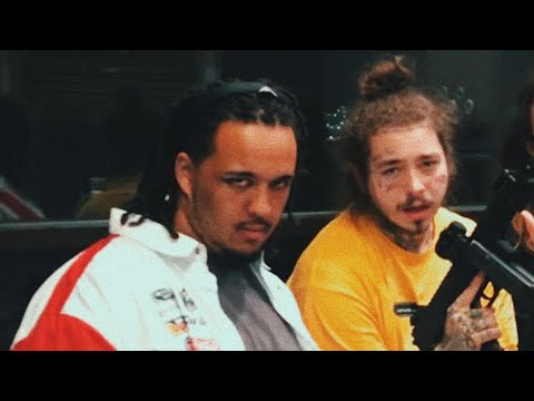 ON TOUR WITH POST MALONE!