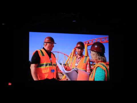 2017 D23 Expo - Toy Story Land Update - Hollywood Studios & Shanghai