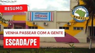 Viajando Todo o Brasil - Escada/PE