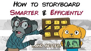 How to Storyboard Smarter