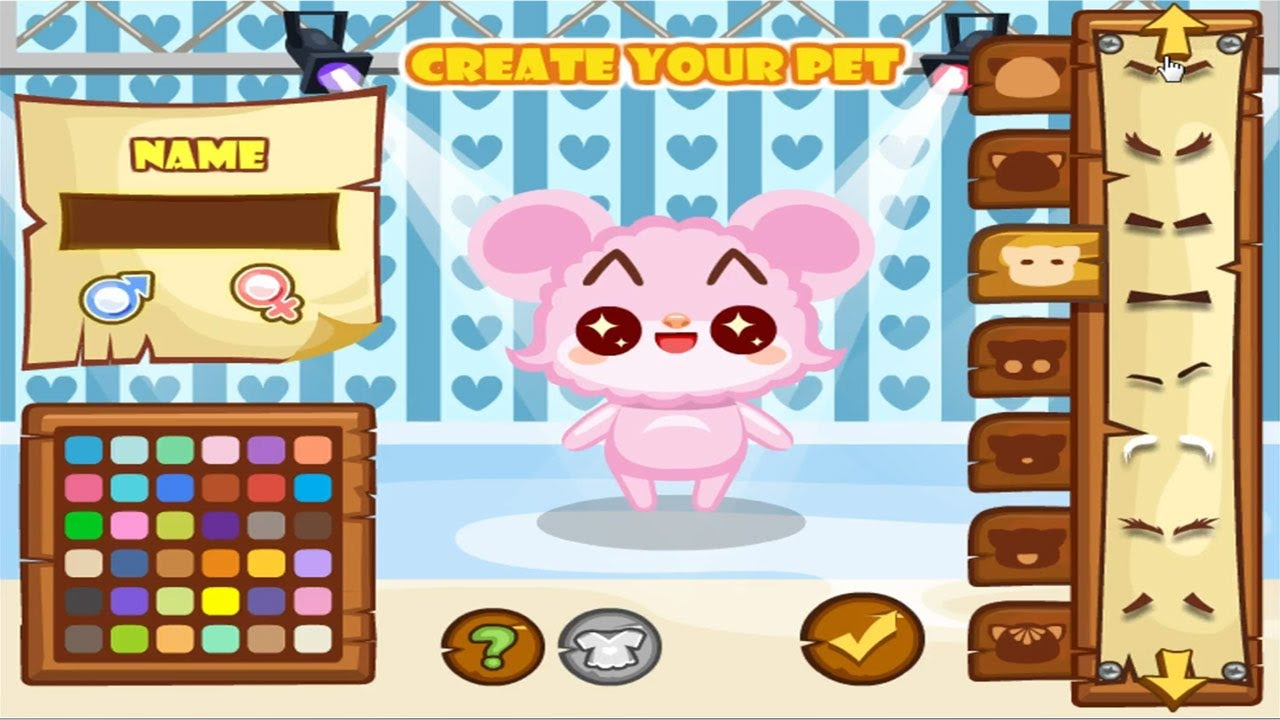 Pet Games for Girls on GirlsGames123, play Pet Games ...