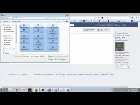 Crear íconos Para Chat De Facebook | LLORK