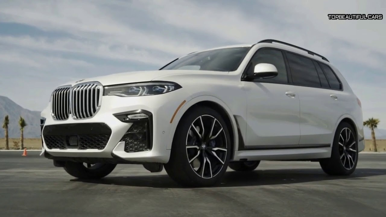 2020 BMW X7 Interior and Exterior - YouTube