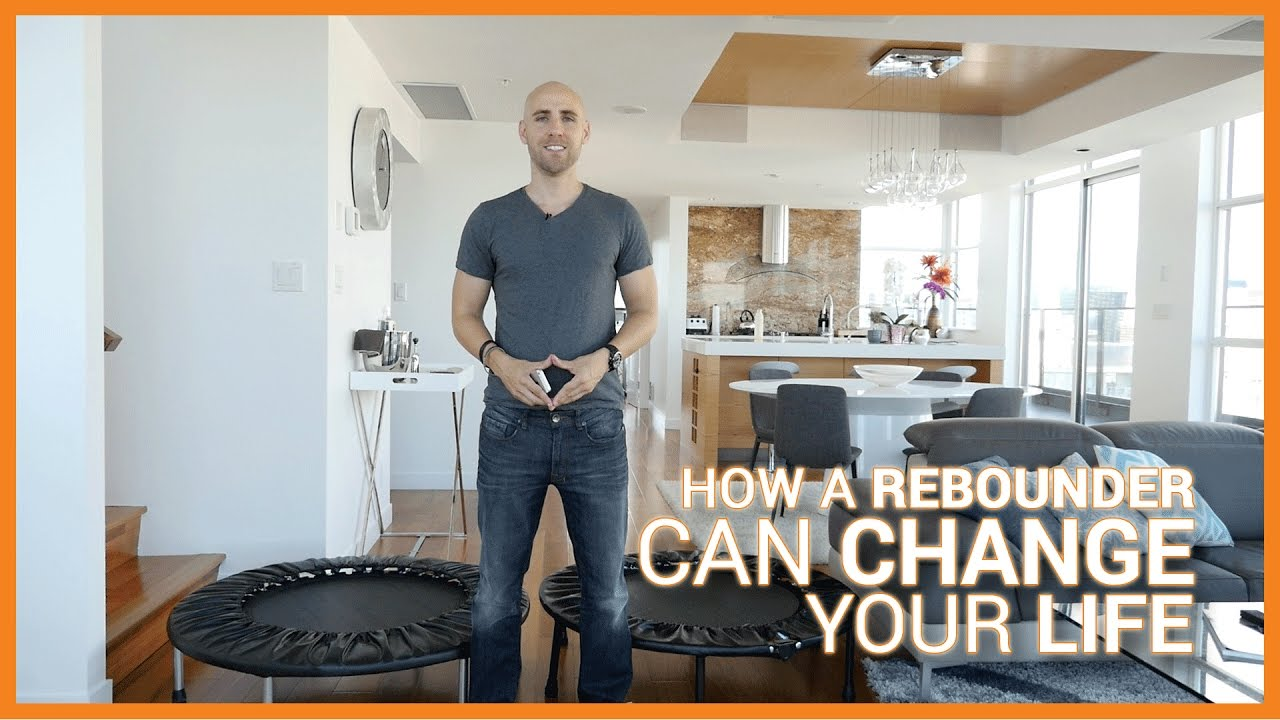 The Power of Rebounding: How A Rebounder Can Change Your Life